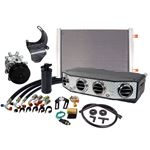 CAP-350HCE-ET Underdash AC Heat System