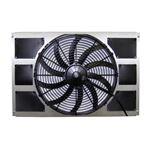 Universal Fit SPAL Electric Fan & Shroud Kit