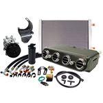 Underdash AC System CAP-300L-CF