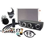 CAP-350HC-CF Underdash AC Heat System