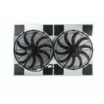 50-187282-13SHP - Dual Fan and Shroud