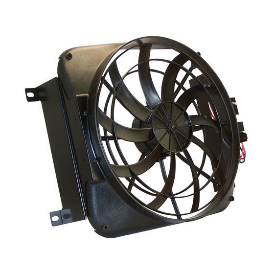 50-6466G - Fan  Shroud Assembly