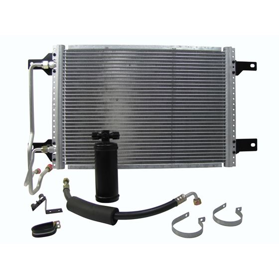 51-3466PS - Condenser Assembly   1966-67 Chevrolet