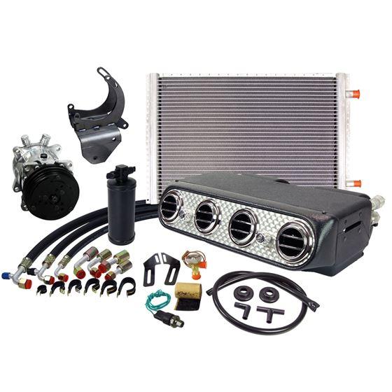 Underdash AC System CAP-300HCE-ET