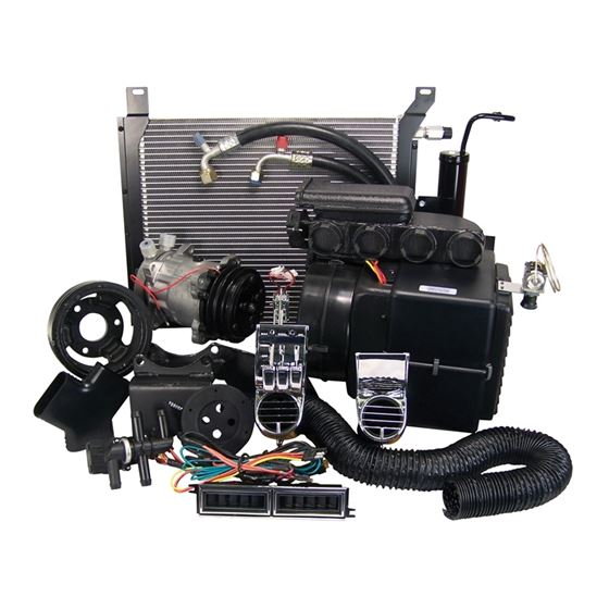 A/C System - Complete CAP-1267M-6