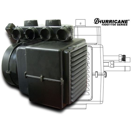 Hurricane 1100 - Complete System
