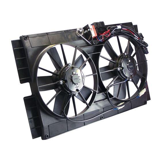 50-5067 - Dual Fan Assembly