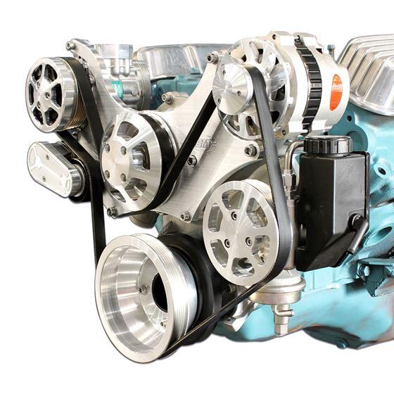 Eddie Motorsports | Pontiac 8-Bolt Water Pump | Pl