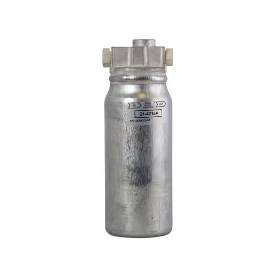 21-4215A - Receiver Drier | GM 2nd Series Aluminum