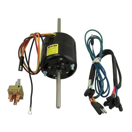 50-1065 - A/C Motor and Switch