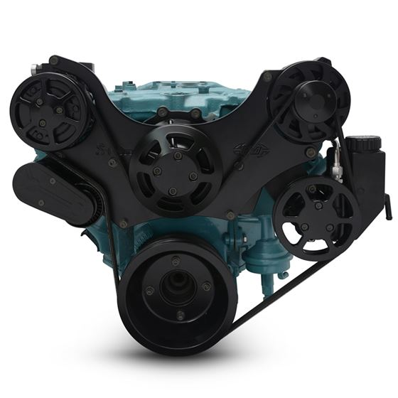 Eddie Motorsports Pontiac 8-Bolt Water Pump