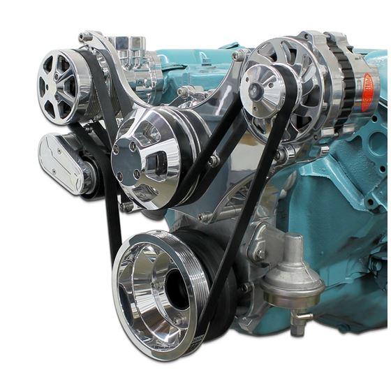 Eddie Motorsports Pontiac 8-Bolt Water Pump Manual