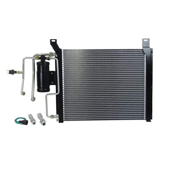 51-3067 - Condenser Kit | 1967-68 Ford Mustang, wi
