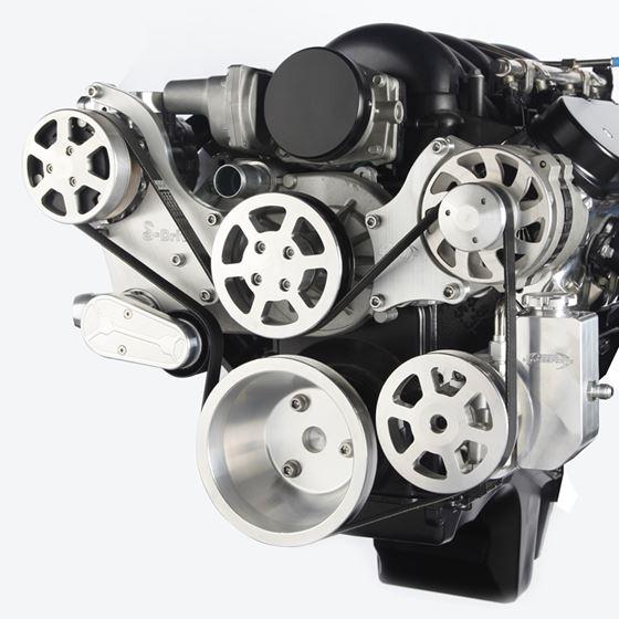 Eddie Motorsports Elite Chevy LS Billet