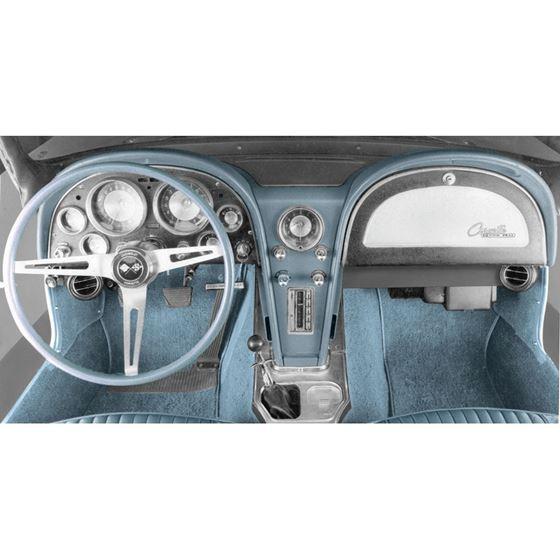Complete AC System - 1963-65 Corvette