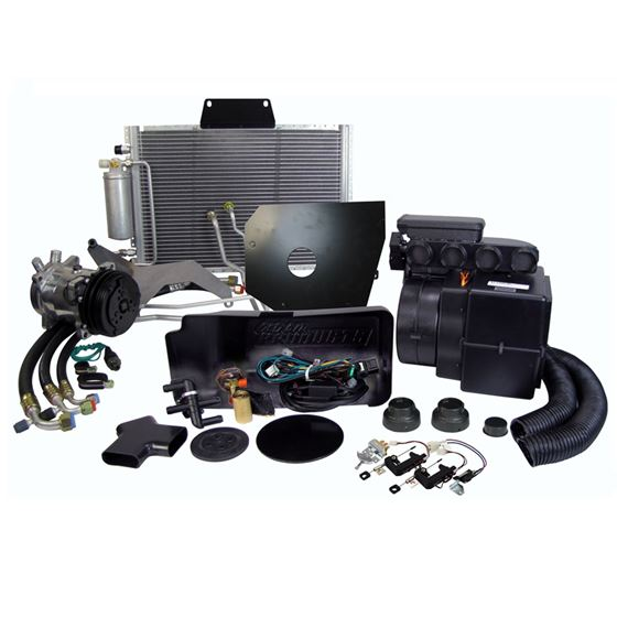 CAP-7218-F - Complete Package | A/C Cab w/ A/C Con