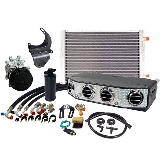 CAP-350HC-ET Underdash AC Heat System
