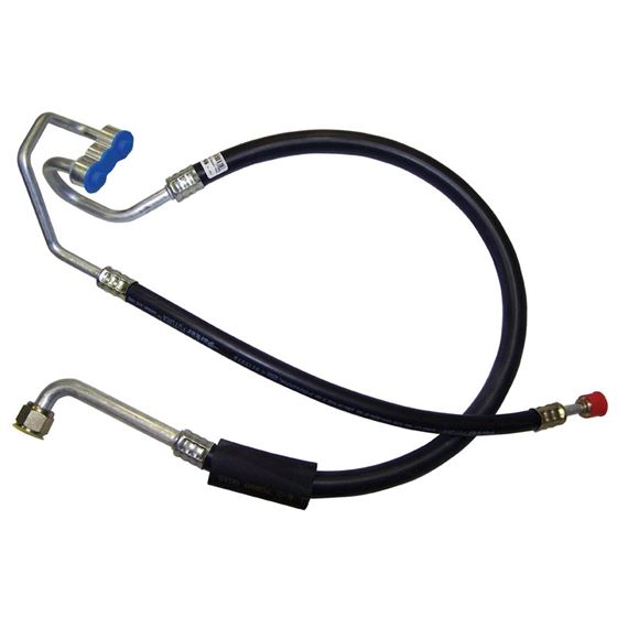 Ac Hose Assembly Dual Hose, w/ Muffler and Manifol