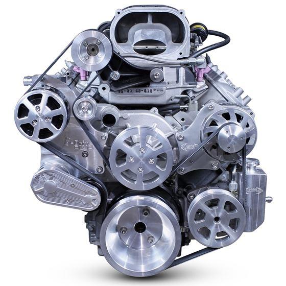 Eddie Motorsports Chevy LS Magnuson Plastic