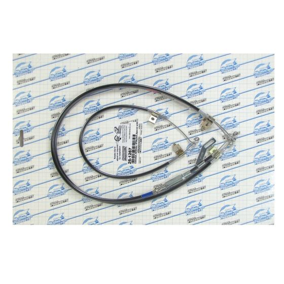 Cable Set Buick, Skylark Special,  1966-68, w/ AC,