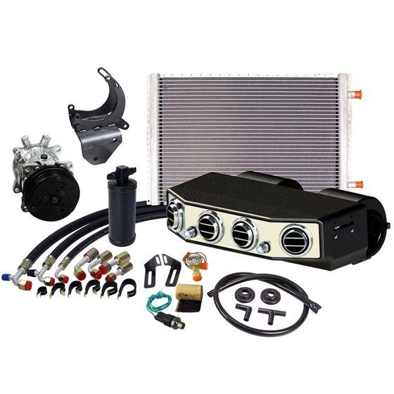 CAP-350 Underdash AC Heat System