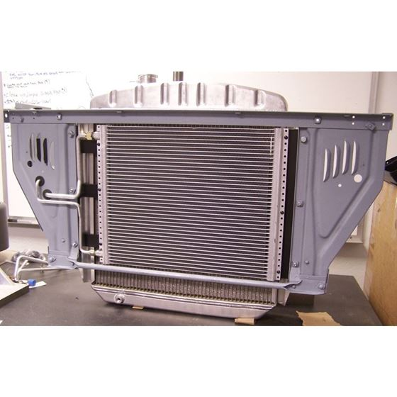 Complete AC System 1955-57 Chevrolet and GMC P/U-3