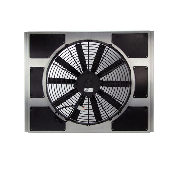 Direct fit Fan & Shroud Kit w/ Air Baffles
